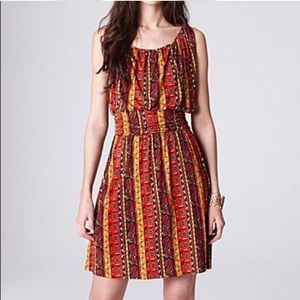 Lucky Brand Summer Nights Jordana Boho Dress